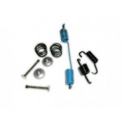 Handbrake Shoes Retention Kit (inc. springs) - cable operated