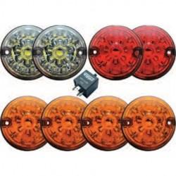 LED lights for Defender