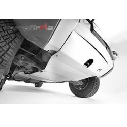 Alloy Steeering Guard for D3 LHD and RHD